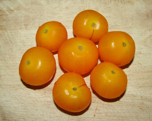 cherry galbene