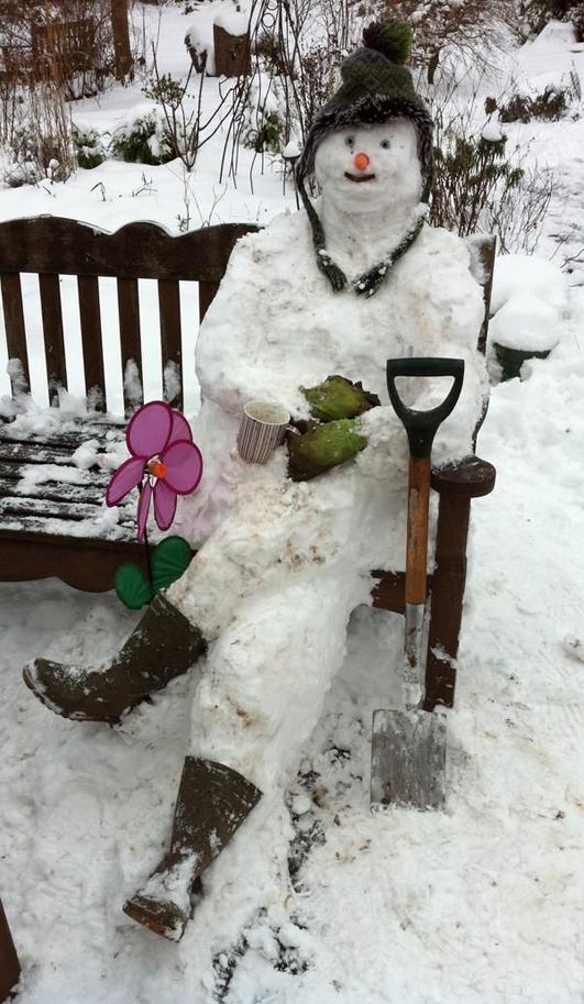 snow gardener