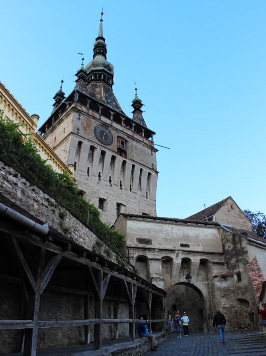 turn sighisoara