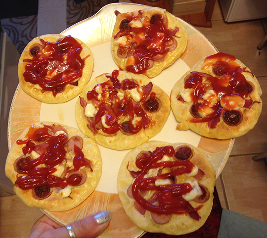 pizza-pancake